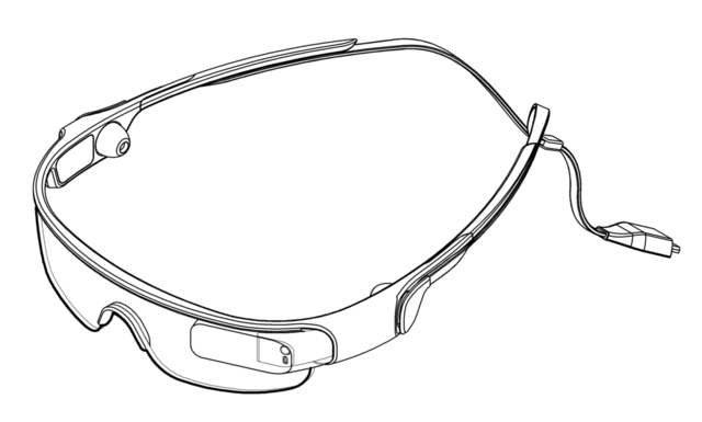 samsung sport glasses